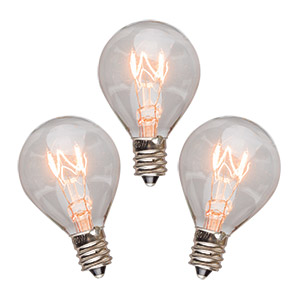 20 Watt Light Bulbs - 3 Pack